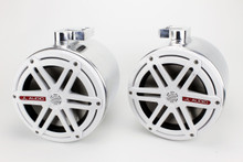 "JL Audio M770 7.7"" White Polished Centurion, Gladiator, or Tige Tower Speakers"