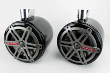 Nautique Boat Tower Speakers JL Audio M770 Black Cans