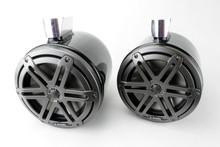 Nautique Boat Tower Speakers JL Audio M3-770 Black Cans
