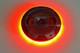 "Klipsch Mastercraft 8"" Red LED Speaker Ring"