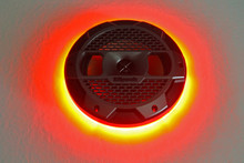 "Klipsch Mastercraft 7""Red LED Speaker Ring"