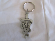 Key Chain Pewter