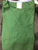 Green Scrub Top