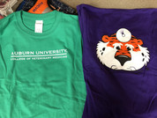 NEW! Youth Aubie Tee