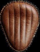 "13"" Classic Solo Seat -  Rustic Brown Tuk N Roll"