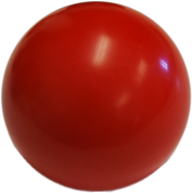 Shift Knob With Adapter -  Red