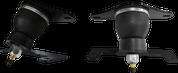 "Custom Bolt-On 16"" Solo Seat Air Shock Mount Bracket"