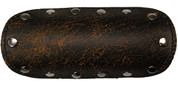 "La Rosa Design Universal Muffler Heat Shield - 6"" Rustic Brown"