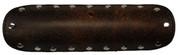 """La Rosa Design Universal Muffler Heat Shield - 9"""" Rustic Brown"""