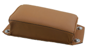 Bolt-On Rear Passenger Pillion Pad - Tan