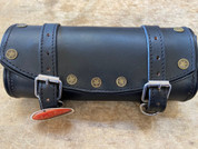SALE!!La Rosa Design Harley Chopper Bobber Front Fork Tool Bag