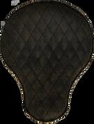 "16"" Classic Solo Seat Rustic Black Diamond Tuk"