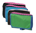 Personalized Flying Circle mint™ Tri-Fold Organizer