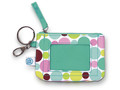 Polka Dot ID Case by Room It Up