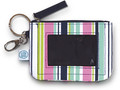 Navy Stripe ID Case by Room It Up