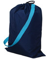 Personalized Flying Circle mint™ Laundry Bag