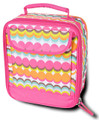 Personalized Dream Dot Lunch Tote