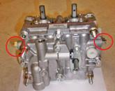 John Deere TCA13896 Dual Pump