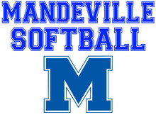 Mandeville High School Softball Yard Sign (Spirit)