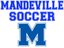 Mandeville High School Soccer Yard Sign (Spirit)