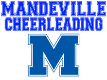 Mandeville High School Cheer Yard Sign (Spirit)