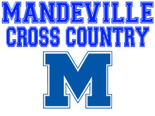 Mandeville High School Cross Country Yard Sign (Spirit)