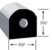 """CS101 """"D"""" Section with Adhesive"""