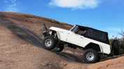 Jeepster Commando Snap Top w/ Hardware
