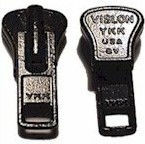 Jeep 10V YKK ZIPPER SLIDER