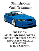 Rhinyl® Coat Vinyl Treatment
