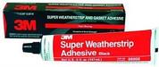 3M™ Black Super Weatherstrip & Gasket Adhesive