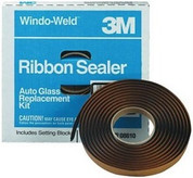 "3M™ Window-Weld™ Round Ribbon Sealer - 3/8"""
