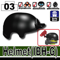 IBH-G Helmet