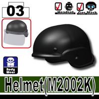 M2002K Helmet