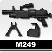 M249 SAW Light Machine Gun