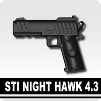 STI Night Hawk Pistol