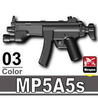 MP5A5s SMG