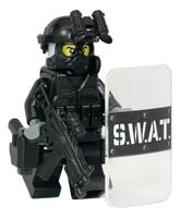 Swat Riot Shield Officer