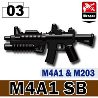 M4A1SB Assault Rifle