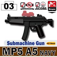 MP5A5 Navy SMG