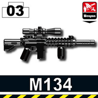 M134 Sniper Rifle