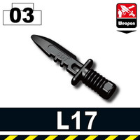 Bayonet L17 Knife