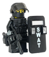 SWAT Police Riot Control Officer