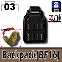 Tactical Backpack BF16
