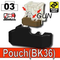 Pistol Pouch BK36