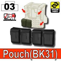 Mag Pouch BK31