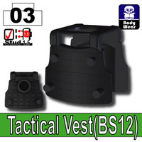 Tactical Vest BS12