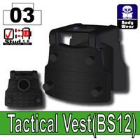 Tactical Vest BS12