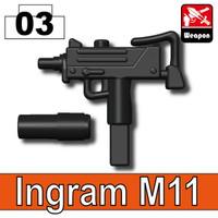 Ingram M11 SMG