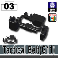 G11 Tactical Belt